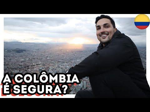 BOGOTÁ na COLÔMBIA- COMIDAS, PREÇOS, o QUE FAZER e ONDE FICAR? - Estevam Pelo Mundo