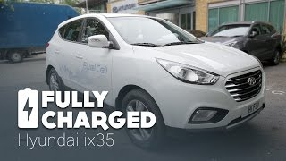 Hyundai ix35 HFC Fully Charged