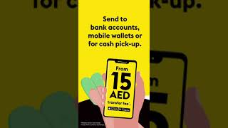 Send money online to mobile wallets with Western Union.