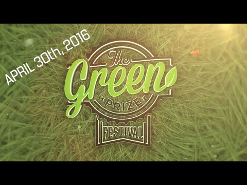 Green Prize Festival 2016 Teaser