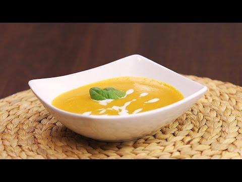Zencefilli Bal Kabağı Çorbası Tarifi - Onedio Yemek- Pratik Yemek Tarifleri