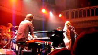 Ben Folds ft Kate Miller - From Above (live at Paradiso, Amsterdam)