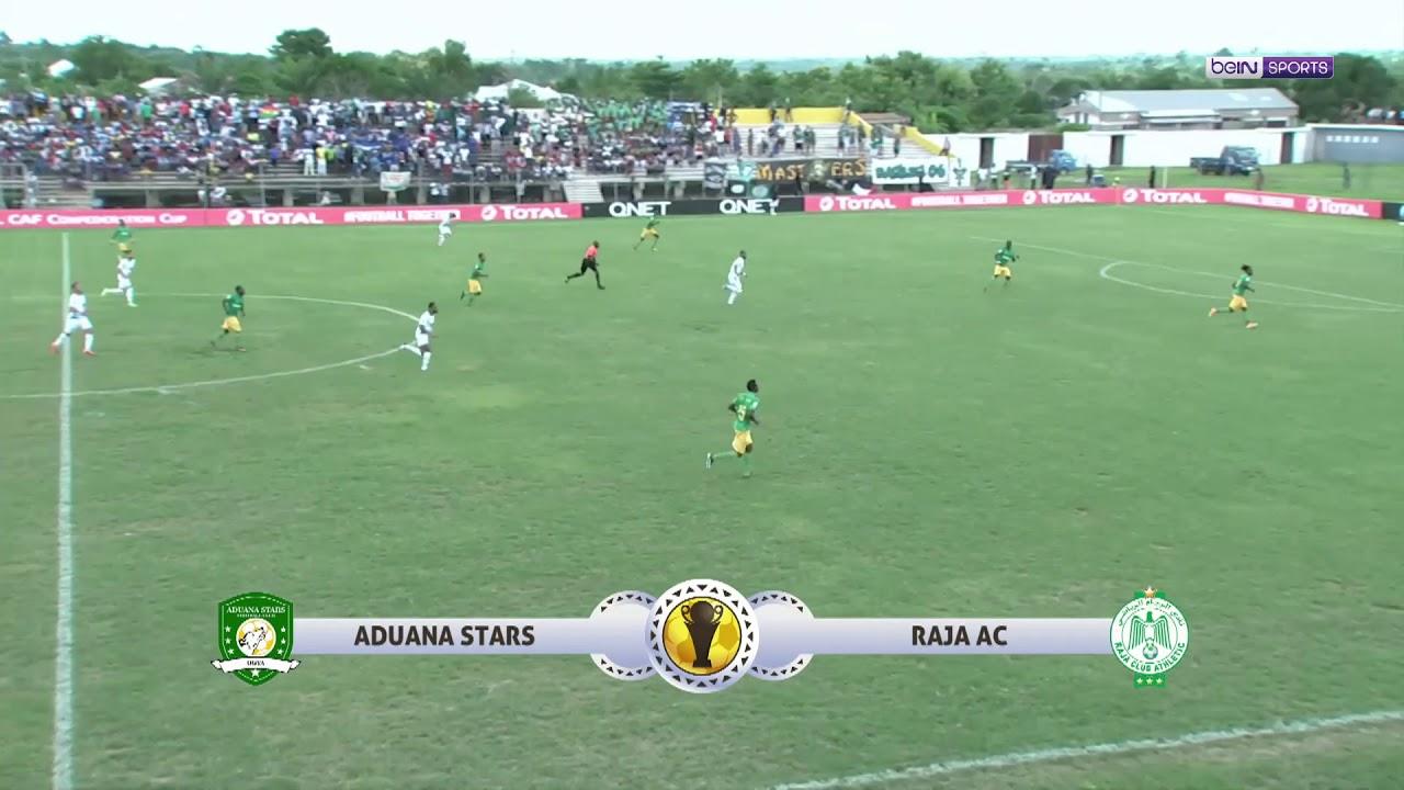 Download Aduana Stars vs RAJA Casablanca 3-3 ● CAF Confederation Cup ●  All Goals & Highlights HD