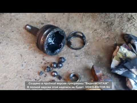 Замена шруса,гранаты TOYOTA PROBOX NCP 51