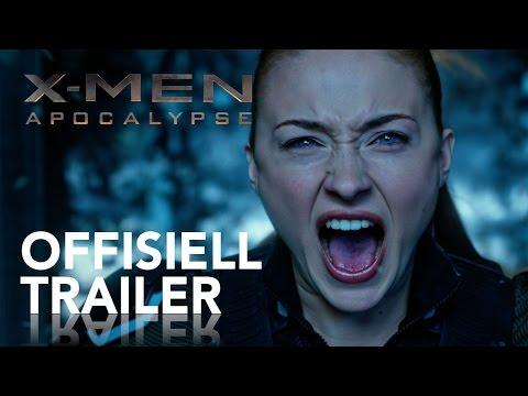 X-MEN: APOCALYPSE | Offisiell Trailer 3 HD | 20th Century Fox Norge