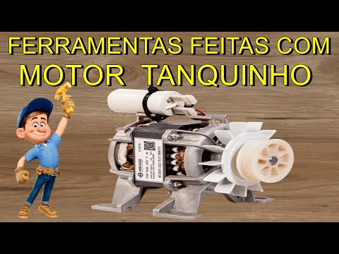 11509540208 FERRAMENTAS CASEIRO IDEIAS INCRIVEIS COMO FAZER FACIL O QUE FAZER MOTOR  TANQUINHO LAVAR HERRAMIENTA