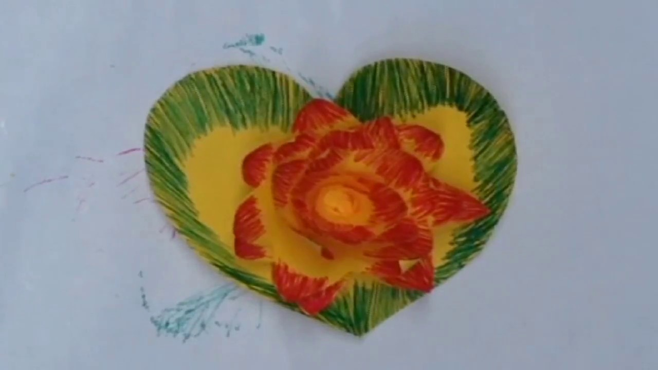 How to make handmade lotus flower with chart youtube how to make handmade lotus flower with chart dhlflorist Image collections