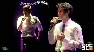 B2ST VNVietsub DooJoon, YoSeob, DongWoon   WHEN THE DOOR CLOSES @ Beautiful Show 2014