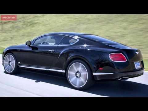 Bentley Continental GT W12 Le Mans Edition Exterior Interior Details ...