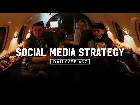 Discussing My Social Media Strategy With @TeamGaryVee | DailyVee 437