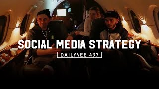 Discussing My Social Media Strategy With @TeamGaryVee   DailyVee 437