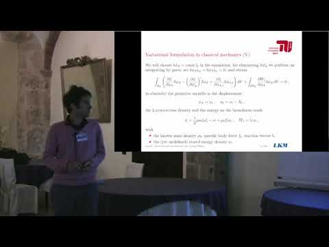 "Emek Abali: ""On the computation of generalized mechanics by using the finite element method"""