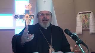 Епископ Олег Ведмеденко. Друг! как ты вошел сюда.. ВИДЕО