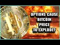 MASSIVE Bitcoin Options Expiry Could Cause A Bitcoin Explosion! Today's The Day!!