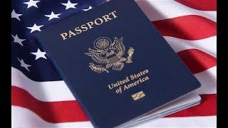 Американський паспорт для дитини . Обзор на американский паспорт. How to apply for a passport