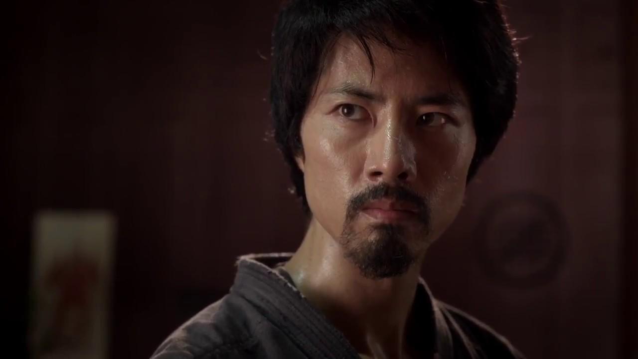Download Scott Adkins vs Kane Kosugi in ninja shadow tear final fight