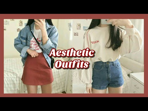 Best Korean Outfit Ideas Part -1 | Aesthetic