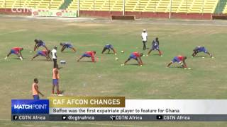 Retired Black Stars international Baffoe happy with CAF changes thumbnail