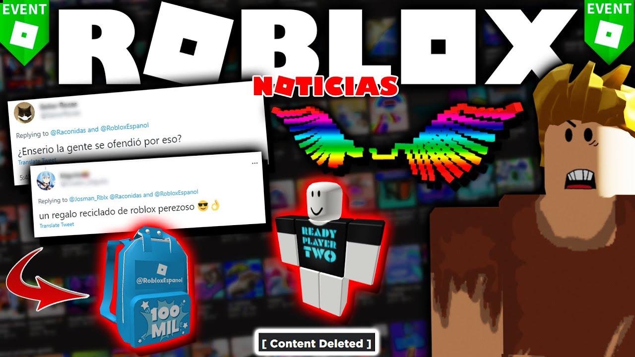 💥 EL PROMOCODE de ROBLOX con MAS HATE! Nuevos ITEMS EVENTO VANS!? - Hackeados y Estafados (Noticias)