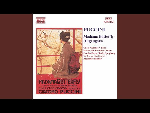 Madama Butterfly: Act II - Un Bel Di, Vedremo