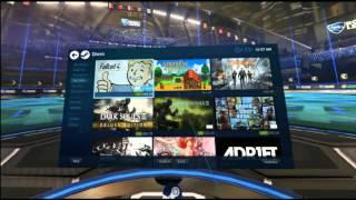 Buying Oculus Rift games through SteamVR