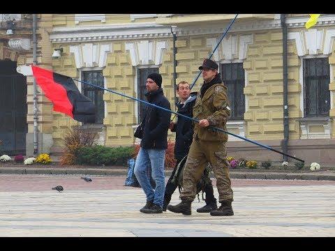 fotoinform: З міста Кропивницький стартувала піша хода на Київ до Зеленського