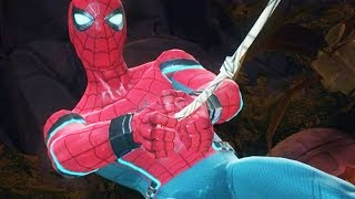 Spider-Man Homecoming (Stark Enhanced) Unleashed | Marvel: Spidey (Contest of Champions)