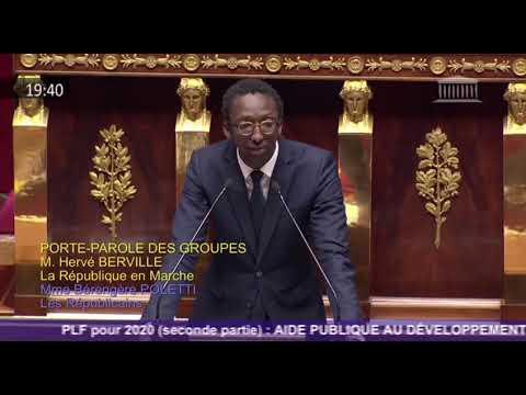 Intervention lors de la discussion générale sur le projet de loi de finances pour 2020
