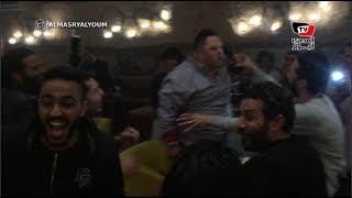 وصلة ضحك هستيري لشيتوس وصلاح أمين وكهربا من «أمح»: «محمد هاني موتك»
