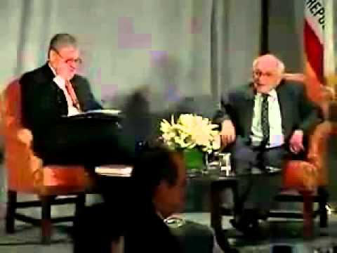 Milton Friedman at Hillsdale College 2006