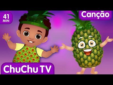 ABACAXI | Canções Infantis Em Português | ChuChu TV