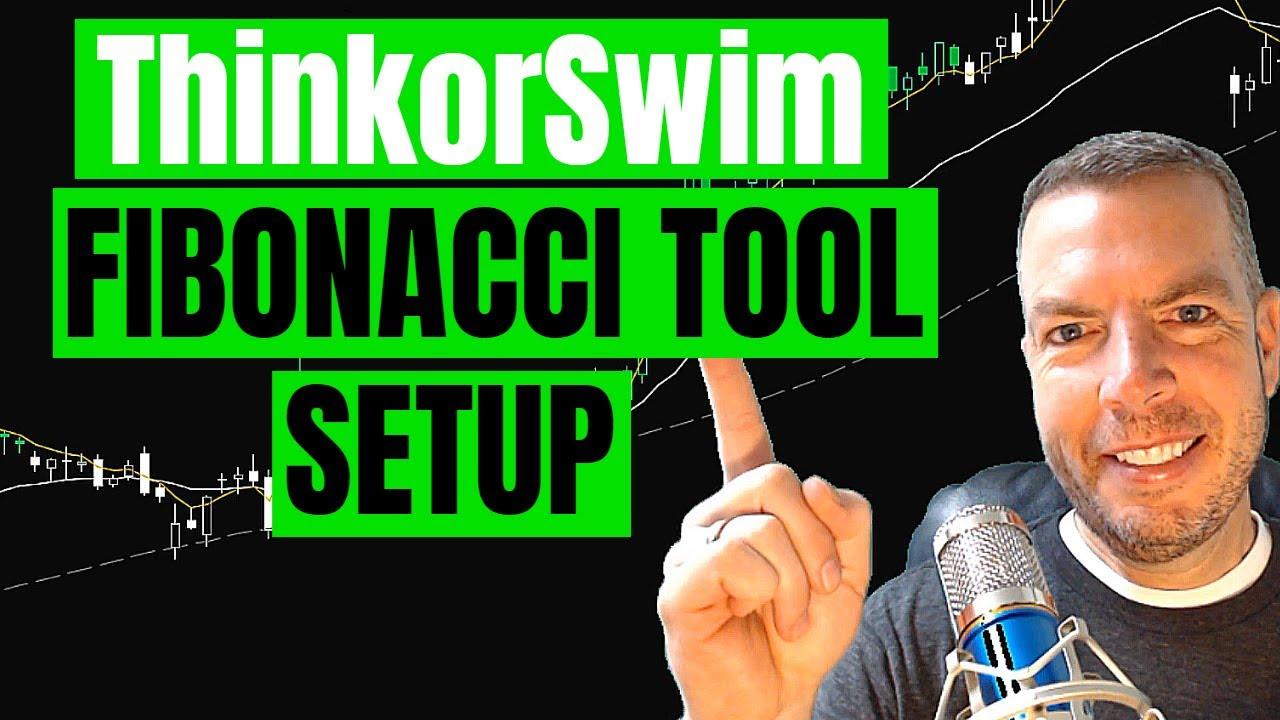 ThinkorSwim Fibonacci Tool Setup