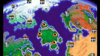 Nuclear War Gameplay