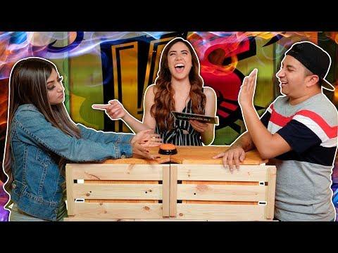 Batalla de los 5 segundos | Andrea VS Mario