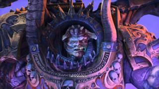 Space Marine Final Boss: Lord Nemeroth