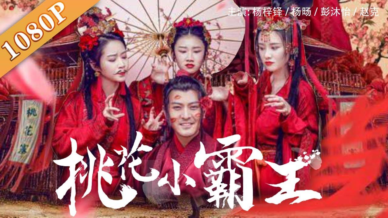 《桃花小霸王》/ The Romantic of the Overlord 小霸王醉入销金帐 花和尚大闹桃花村( 杨梓铎 / 杨旸 / 彭沐怡)  new movie 2020  水浒英雄人物谱