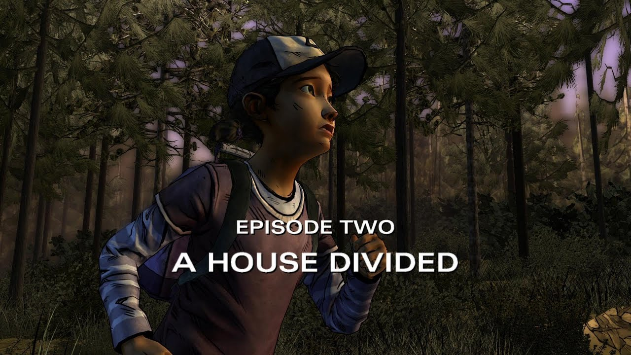 The Walking Dead Game Season 2 Episode 2