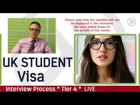 UK Student Visa Interview Process | Changes In Tier 4 | Study Abroad 2019