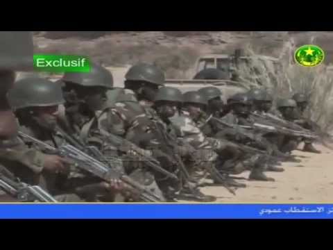 FAR-MAROC™ Exercise flintlock 2013 begins in mauritania _TV mauritania