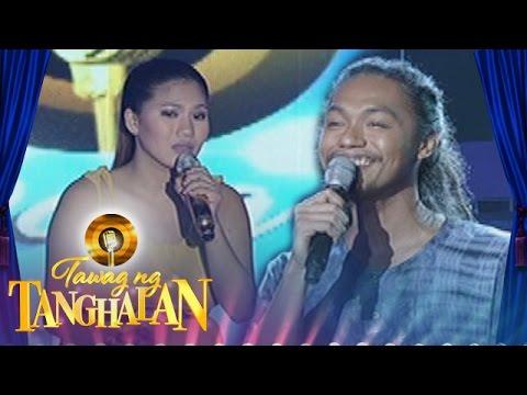Tawag ng Tanghalan: Andrian Cubillas vs. Jessa Montefalcon