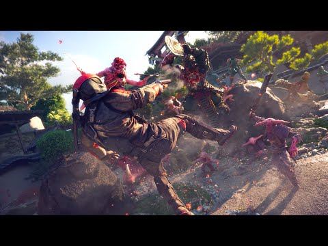 Shadow Warrior 2 -  Who Wants Some Wang Trailer