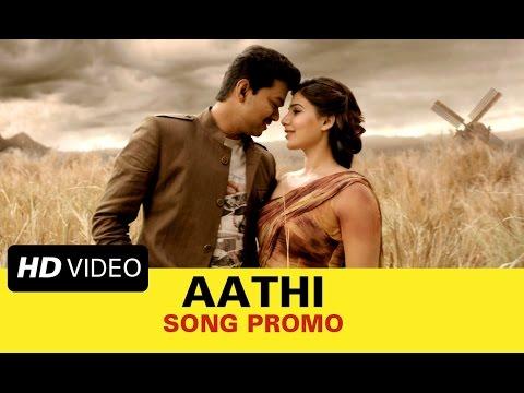 Kaththi | Aathi Official Song Promo | Vijay, Samantha Ruth Prabhu | A.R. Murugadoss, Anirudh