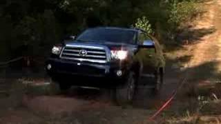 2008 Toyota Sequoia 4WD | First Drive | Edmunds.com