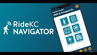 How to Use RideKC Navigator, an App for People who are Visually Impaired or Blind