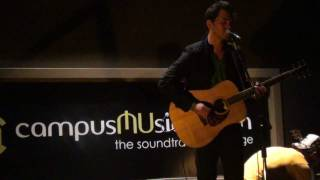 Andy Grammer - CampusMusick Show (Snow Patrol Cover)
