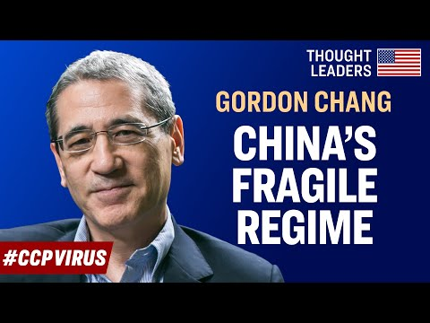 [CCP Virus] Gordon Chang: Did China's Regime Downplay Covid 19 To Allow For Its Global Spread?