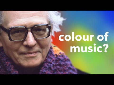 What's the Colour of Music? Messiaen and Colour