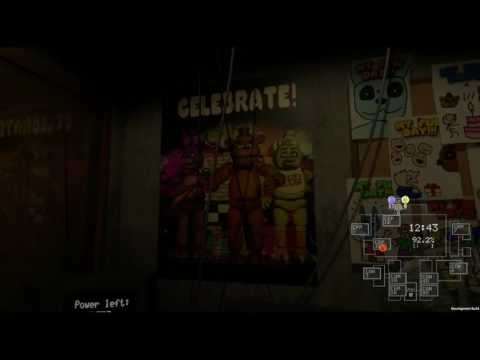 VR Remake of 'Five Nights At Freddy's' Receives Update