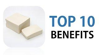 Top 10 Benefits of Tofu  | HEALTH TIPS | HEALTH BENEFITS | QUICKRECIPES