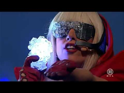 Lady Gaga Just Dance The Dome 2008 Youtube